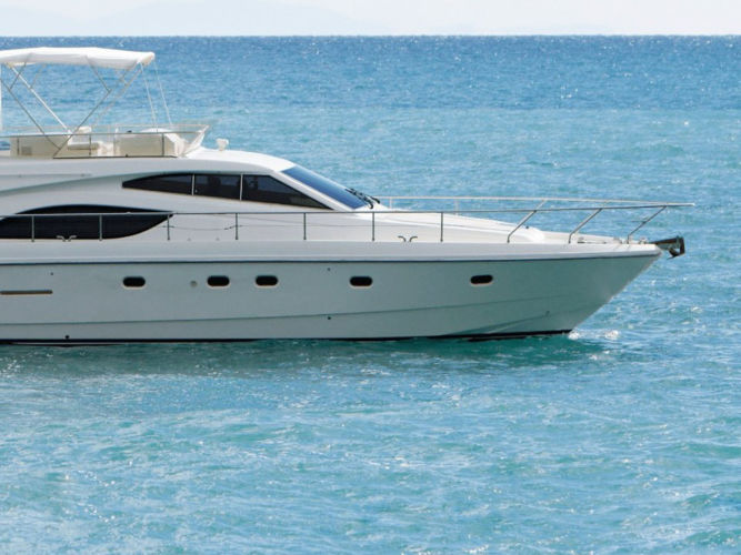 Secret Ferretti 53′