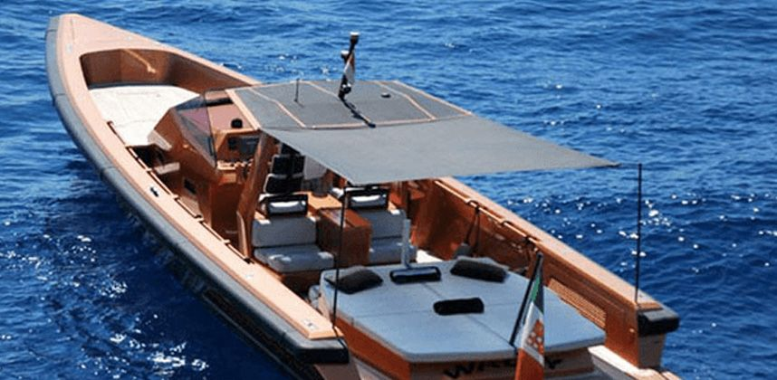 Wallissimo Wally 43′ – SALE OFFER